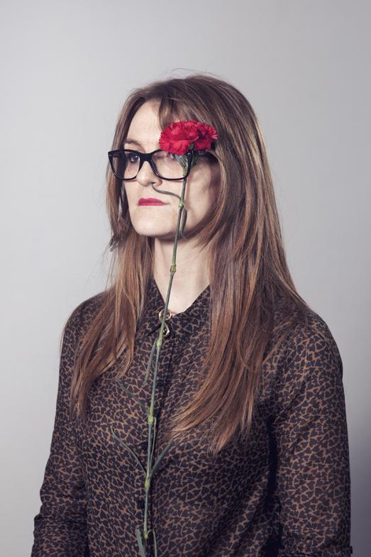 Auto-retrato con gafas, 2013